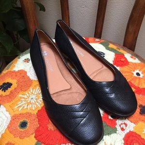 Naturalizer Jaye Ballet Flat Shoes Size 6.5 WW